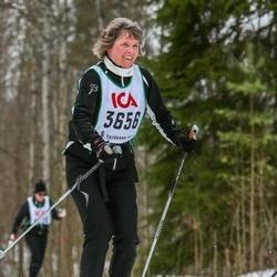 Skiing 30 km - Eila Mårtensson (3656)