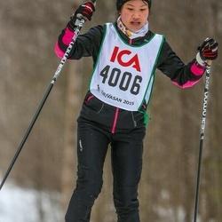 Skiing 30 km - Hiu-Yee Fan (4006)