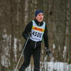 Skiing 30 km - Erika Fernholm (4306)