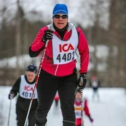 Skiing 30 km - Anna-Karin Rinne (4402)