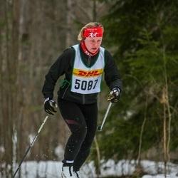 Skiing 30 km - Camilla Setterberg (5087)