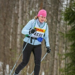 Skiing 30 km - Christina Carlsson (4593)
