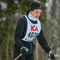Skiing 30 km - Jenny Johansson (4070)