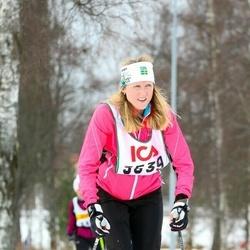 Skiing 30 km - Alexandra Johansson (3539)
