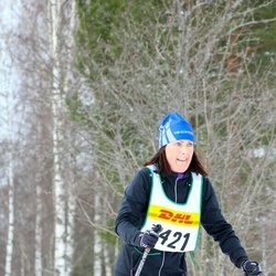 Skiing 30 km - Diana Karlén (3421)