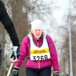 Skiing 30 km - Catharina Wretbäck (3268)