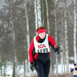 Skiing 30 km - Alda Kristjansdottir (3399)