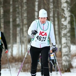 Skiing 30 km - Agnetha Ferm (4623)