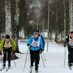 Skiing 30 km - Christine Eriksson (3129)