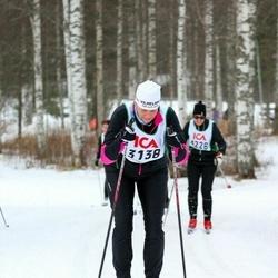 Skiing 30 km - Ann-Marie Hansson (3138)