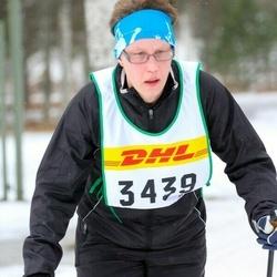Skiing 30 km - Ingela Broddås (3439)