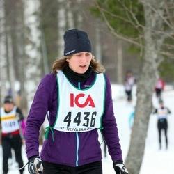 Skiing 30 km - Susanne Vesterinen (4436)