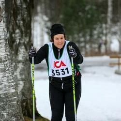 Skiing 30 km - Lena Kallanvaara Lundberg (3531)