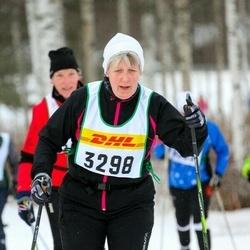 Skiing 30 km - Eva Karlsson (3298)