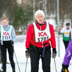 Skiing 30 km - Susanna Blombäck (3703)