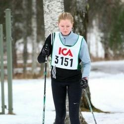 Skiing 30 km - Andrea Drottenmyr (3151)