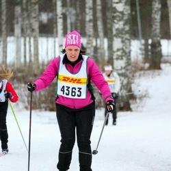 Skiing 30 km - Jenni Van Speijk (4363)