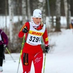 Skiing 30 km - Sara Åqvist (3294)