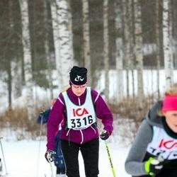 Skiing 30 km - Christina Norrström (3316)