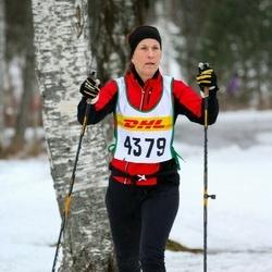 Skiing 30 km - Sirpa Osbeck (4379)