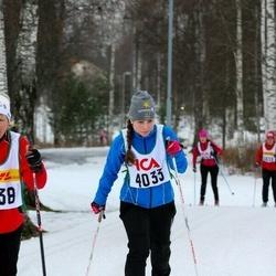 Skiing 30 km - Stina Hansson (4033)