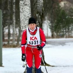 Skiing 30 km - Bella Hedström (3331)
