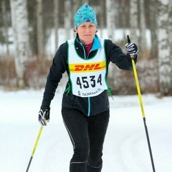 Skiing 30 km - Marie Pennerborn (4534)