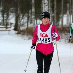 Skiing 30 km - Maria Markström (4493)