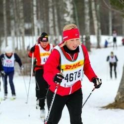 Skiing 30 km - Eva Arnell (4676)