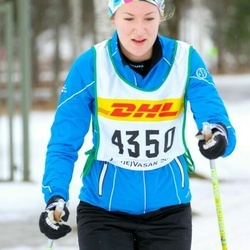 Skiing 30 km - Jenny Forsén (4350)
