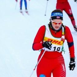 Skiing 30 km - Hilde Östnor (1219)
