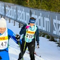 Skiing 30 km - Jenny Johansson (2134)