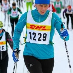 Skiing 30 km - Elisabeth Eriksson (1229)