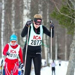 Skiing 30 km - Frida Cronqvist (2077)