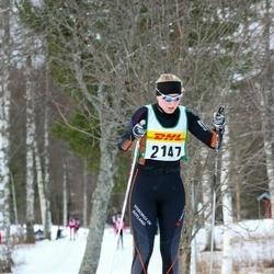 Skiing 30 km - Agnes Carlsson (2147)