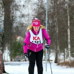 Skiing 30 km - Carola Holm (1163)