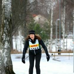 Skiing 30 km - Agneta Blomgren (2164)