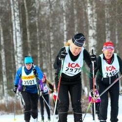 Skiing 30 km - Agnes Liljencrants (2279)