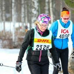 Skiing 30 km - Cathrina Rikner (2329)