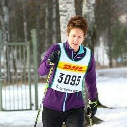 Skiing 30 km - Carina Boström (3095)
