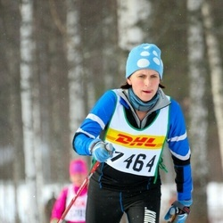 Skiing 30 km - Britt Nyström (7464)