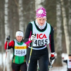 Skiing 30 km - Ida Björnstad (4055)