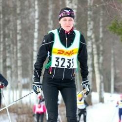 Skiing 30 km - Eva Hedlund (3235)