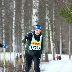 Skiing 30 km - Cecilia Lundgren (17222)