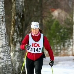 Skiing 30 km - Agnetha Fredholm (3140)