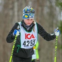 Skiing 30 km - Karolina Persson (4293)