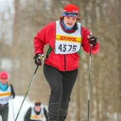 Skiing 30 km - Veronica Thorell (4375)