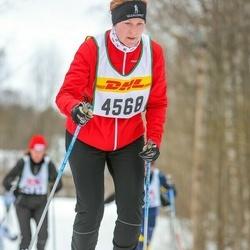 Skiing 30 km - Christina Wincent (4568)