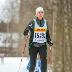 Skiing 30 km - Hanna Tomasson (15281)
