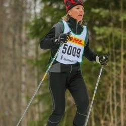 Skiing 30 km - Marianne Semark (5009)